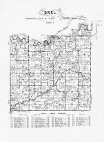 Code S - Sigel Township, Little Cottonwood River, School Lake, Clear, Juni, Brown County 1961