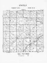Code W - Stately Township, Cottonwood River, Mound Creek, Brown County 1961