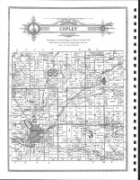 Copley Township, Bagley, Clearwater County 1912