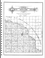 Hangaard Township, Gunder, Clearwater County 1912