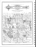 Itasca Township, Mallard, Clearwater County 1912