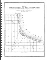 Township 151 North, Range 36 West, Diminished Red Lake Indian Reservation, Clearwater County 1912