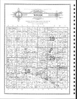 Winsor Township, Berner, Clearwater County 1912