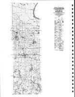 Clearwater County - General Highway Map, Clearwater County 1982