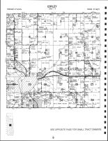 Copley Township, Bagley, Clearwater County 1992