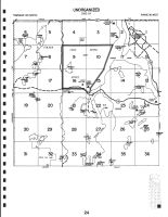 Township 143 N., Range 36 W., Itasca State Park, Clearwater County 1992