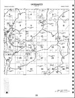 Township 143 N., Range 37 W., Long Lost Lake, Clearwater County 1992