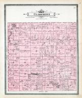 Claremont Township, Rice Lake, Dodge County 1905