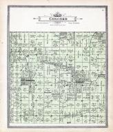 Concord Township, West Concord, Dodge County 1905