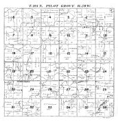Pilot Grove Township, Fairbault County 1920c