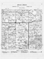 Code N - Brush Creek Township, Blue Earth River, South Walnut Lake, Faribault County 1955