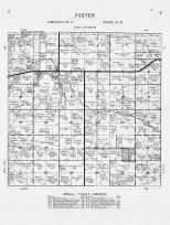 Code W - Foster Township, Walters, Rice Lake, Faribault County 1955