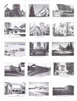 First Presbyterian, Red Wing, Pine Island, Cannon Falls, Goodhue, Spring Garden, Roscoe Town Hall, Zumbrota, Goodhue County 1984
