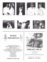 Hemke, Sjoquist, McWaters, Richards, Banks, Wareham, Du-Bar Tree Service, Knoblauch Lime Co., Goodhue County 1984