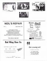 McRae, Williamson, Gustafson, Birks, Neil's Repair, Hiawatha Valley Ranch, Red Wing Shoe Co., The Young Set, Goodhue County 1984