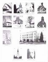 Our Saviors Evangelical, Red Wing, Cannon Falls, Zumbrota, Goodhue County Court House, Nerstrand, Goodhue County 1984