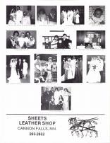 Slininger, McKeag, Emery, Robinson, Buren, Dibble, Holt, Sheets Leather Shop, Goodhue County 1984