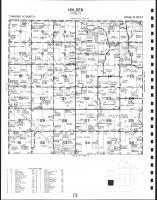Holden Township, Goodhue County 1984