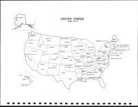 United States Map, Goodhue County 1984