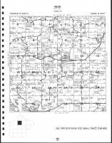 Vasa Township - South, Goodhue County 1984
