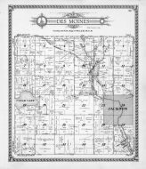 Des Moines Township, Jackson, Clear Lake, Jackson County 1936
