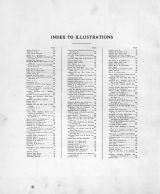 Index to Illustrations, Jackson County 1936