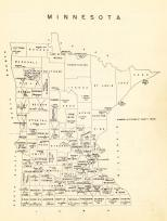 State Map, Kanabec County 1961