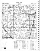 Grass Lake Township, Kanabec County 1971