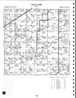 South Fork Township, Kanabec County 1971