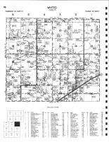 Whited Township, Kanabec County 1982