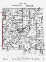 Code CL - Cleveland Township, Scotch Lake, Lake Henry, Le Sueur County 1963