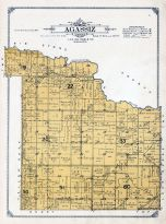 Agassiz Township, Lac Qui Parle County 1913