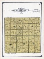 Freeland Township, Lac Qui Parle County 1913