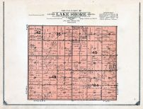 Lake Shore Township - South, Lac Qui Parle County 1913