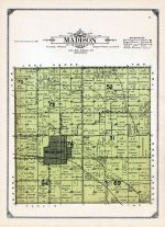 Madison Township, Lac Qui Parle County 1913