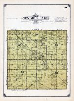 Ten Mile Lake Township, Lac Qui Parle County 1913