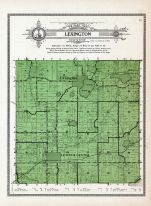 Lexington Township, Le Sueur Center, Clear Lake, Le Sueur County 1912