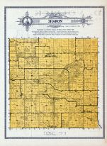 Sharon Township, Dresseville, St. Henry, Lloyd, Le Sueur County 1912