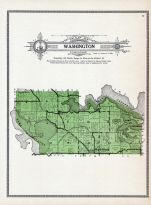 Washington Township, Lake Jefferson, Marysburg, Emily, Le Sueur County 1912