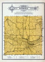 Waterville Township, Lake Tetonka, Horse Shoe, Le Sueur County 1912