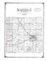 Monroe Township, Tracy City, Lyon County 1914