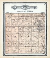 Elm Creek Township, Big Twin Lake, Watkins, Duck, Cedar, Martin County 1911