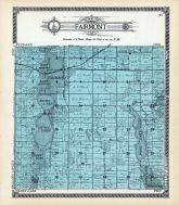 Fairmont Township, Rose Lake, Sager, Hall, Sisseton, Mud, Amber, Martin County 1911