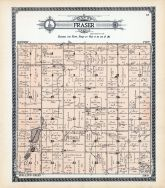 Fraser Township, Eagle Lake, Swan, Mud, Elm Creek, Martin County 1911