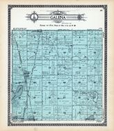 Galena Township, Ormsby, Creek Lake, Triumph, Monterey, Cedar Badge, Martin County 1911