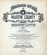 Title Page, Martin County 1911