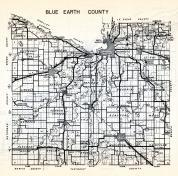 Blue Earth County, Cambria, Nankato, Lime, Jamestown, Butternut Valley, Judson, Mankato, Lincoln, Garden City
