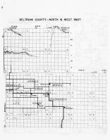 Beltrami County - North and West, Minnesota State Atlas 1956
