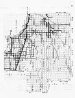 Lake of the Woods County 2, Minnesota State Atlas 1956