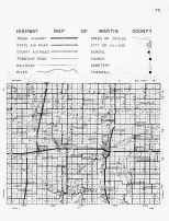 Martin County Highway Map, Minnesota State Atlas 1956